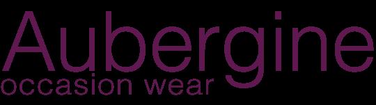 Aubergine Occasion Wear